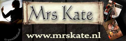 Meesteres Kate banner